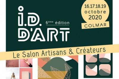 I.D.d'ART en Alsace : 6ème édition à Colmar