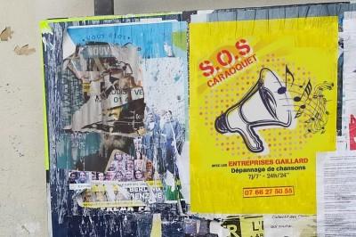 SOS Caraoquet ! Dépannage de chansons 24h/24*, 7j/7** à Saint Marcellin