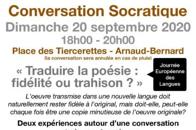 Conversation Socratique :