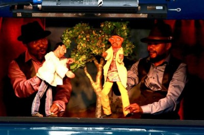 Spectacle de marionnettes à Boissy saint Leger