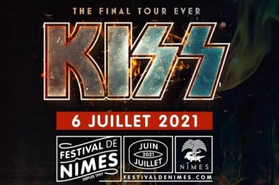 Kiss The Final Tour Ever à Nimes