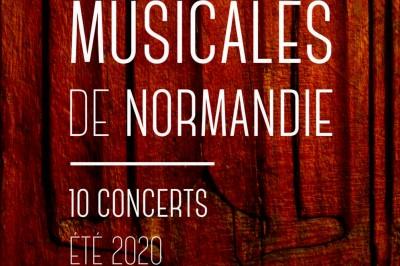 Festival Les Musicales De Normandie 2020