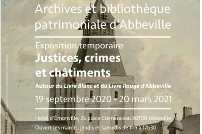 Justices, crimes et chatiments à Abbeville