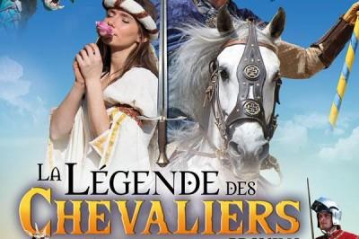 La Légende Des Chevaliers Spectacle Equestre Medieval à Provins