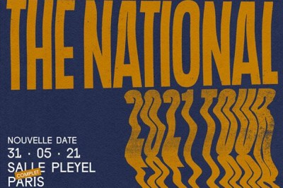 The National à Paris 8ème