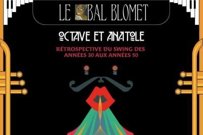 Octave et Anatole à Paris 15ème