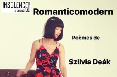 Romanticomodern de Szilvia Deak - Spectacle poétique et musical à Ivry sur Seine