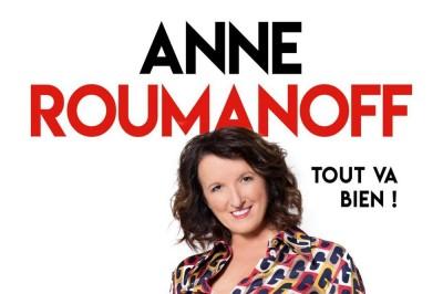 Anne Roumanoff - Tout va bien à Notre Dame de Gravenchon