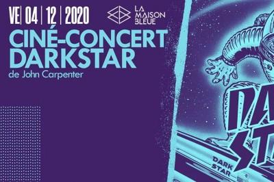 Ciné-Concert - Dark Star (John Carpenter) par Ropoporose à Strasbourg
