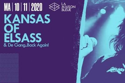 Kansas of Elsass & De Gang..Back Again! à Strasbourg