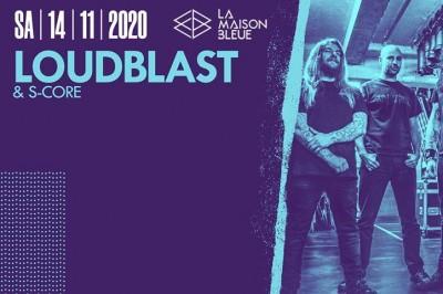 Loudblast et S-Core à Strasbourg