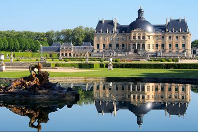 Visite Journée Au Château à Maincy
