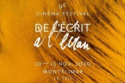 9ème Festival De l'écrit à l'écran 2020