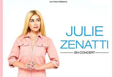 Julie Zenatti A La Cigale à Paris 18ème