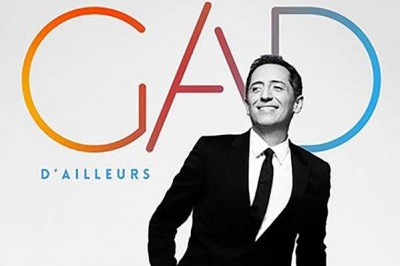 Gad Elmaleh à Paris 15ème
