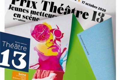 Prix Theatre 13/ Perce-Neige à Paris 13ème