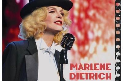 Marlene Dietrich ' Seule En Scène ' à Paris 7ème