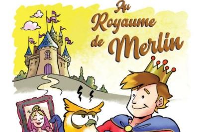 Au Royaume De Merlin Spectacle Pour 6-11 Ans à Nimes