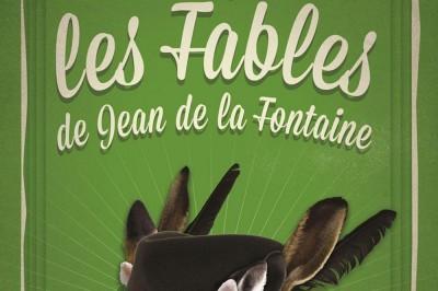 Les Fables  De Jean De La Fontaine à Nimes