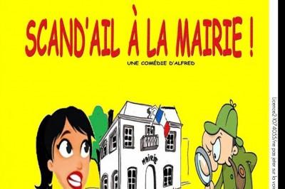 Scand'ail à la Mairie! à Avignon