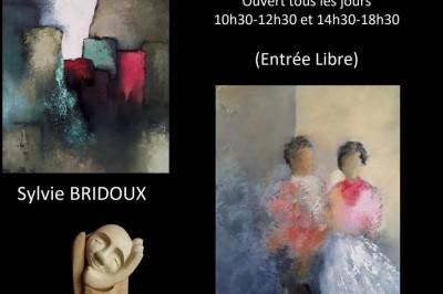 Exposition de peintures et de sculptures à Saint Barthelemy d'Anjou