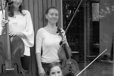 Concert du Quatuor Séléné à Semezies Cachan
