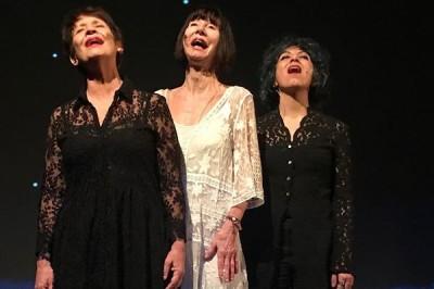 Silvia Malagugini / Trio a capella - Airs de rien à Surgeres