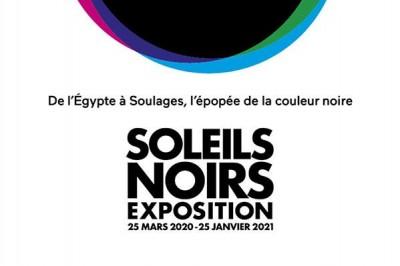 Exposition - Soleils Noirs - Report à Lens