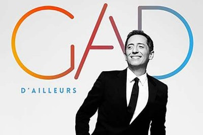 Gad Elmaleh - D'ailleurs à Paris 18ème