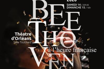 Orchestre Symphonique d'Orléans - Concert Beethoven à l'heure française