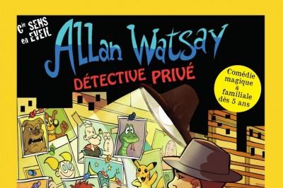 Allan watsay, détective privé à Le Cres