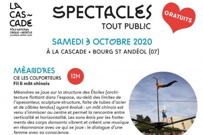 Spectacles Gratuits Tout Public à Bourg saint Andeol