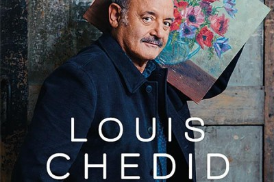 Louis Chedid à Paris 9ème