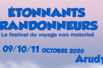 Festival Etonnants Randonneurs 2020