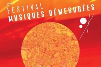 Festival musiques démesurées 2020