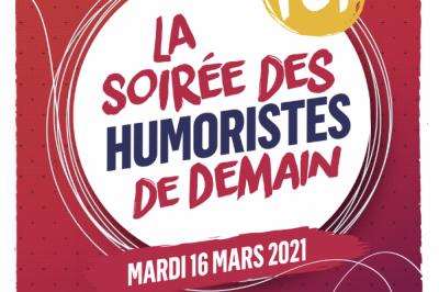 La soirée des Humoristes de demain à Paris 14ème
