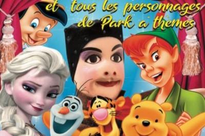 Guignol et tous ses amis Jardin des Plantes Toulouse