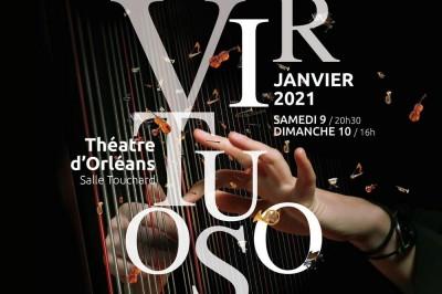 Orchestre Symphonique d'Orléans - Concert Virtuoso