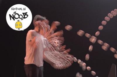Man Strikes Back (la machine ne fait pas l'homme) / Le NOOB Festival à Pont Audemer