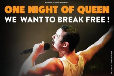 One Night Of Queen à Paris 9ème