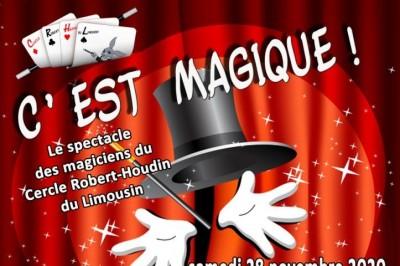 C'est Magique ! à Limoges
