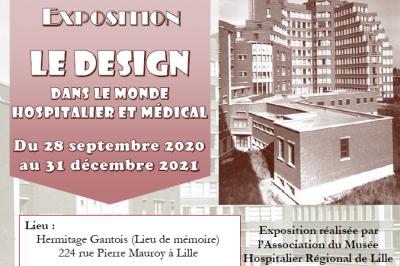Le design dans le monde hospitalier et médical à Lille