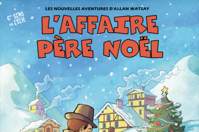 L'affaire Père Noël à Sorgues