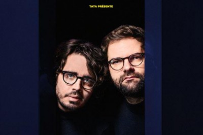 Eric et Quentin - report à Boulogne Billancourt