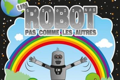 Un Robot Pas Comme Les Autres à Grenoble