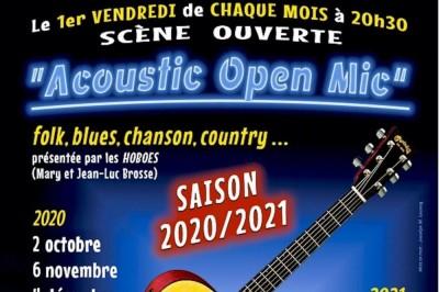Acoustic Open Mic à Loctudy