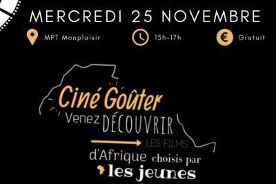 Ciné-Goûter : projection de films à la MPT Monplaisir (entrée libre) à Angers