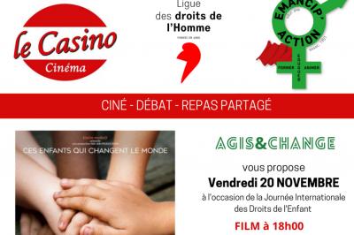Agis&change Autour Du Film