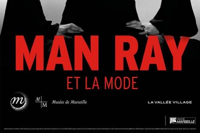 Report Man Ray et La Mode - Billet simple à Paris 2020 à Paris 6ème