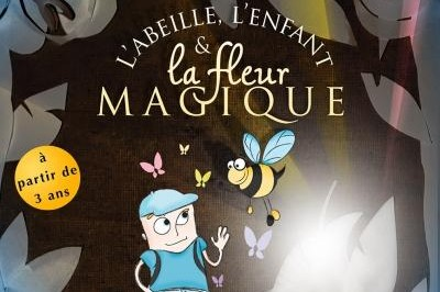 L'Abeille, L'Enfant Et La Fleur Magique à Paris 4ème